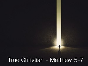 Matthew 7v28-29A True Christian Will Be Affected By The Sermon on The Mount