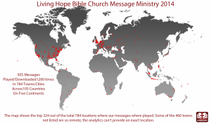 Living Hope Bible Church in Kent ministry