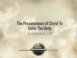Colossians 1:18 banner